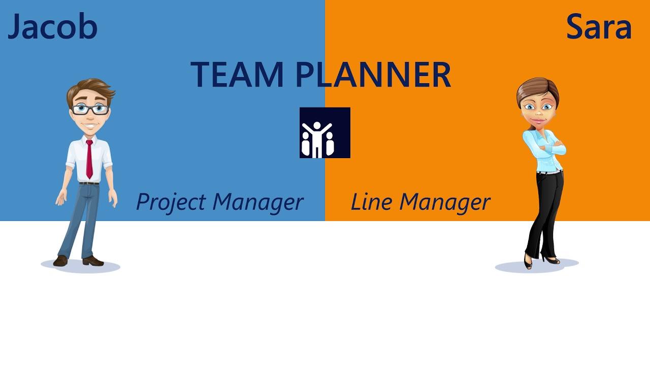 Projectum Teamplanner