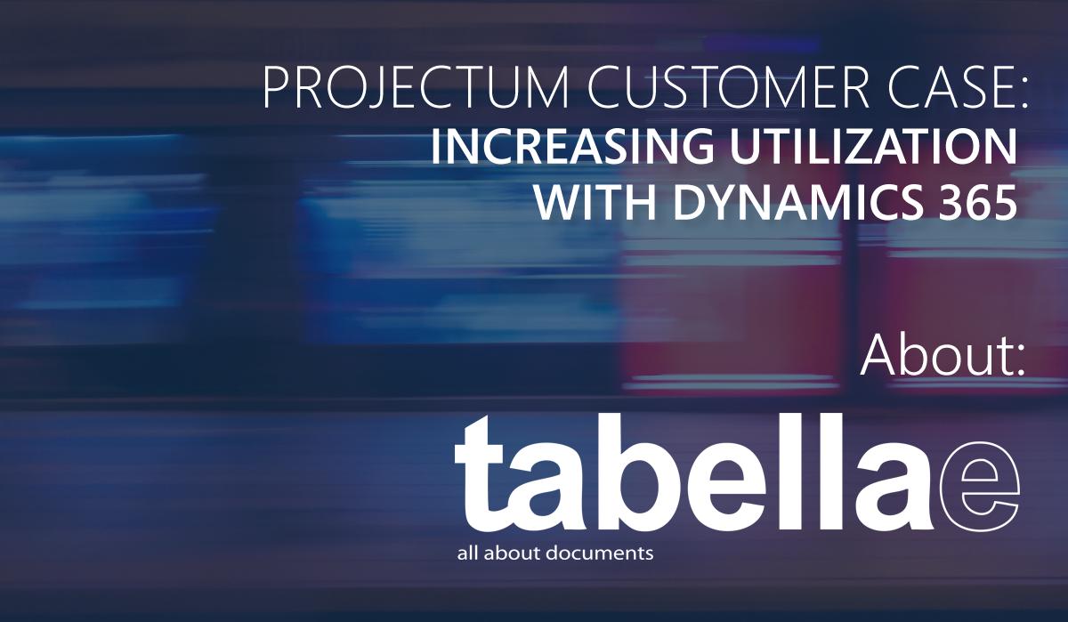 Projectum Tabellae