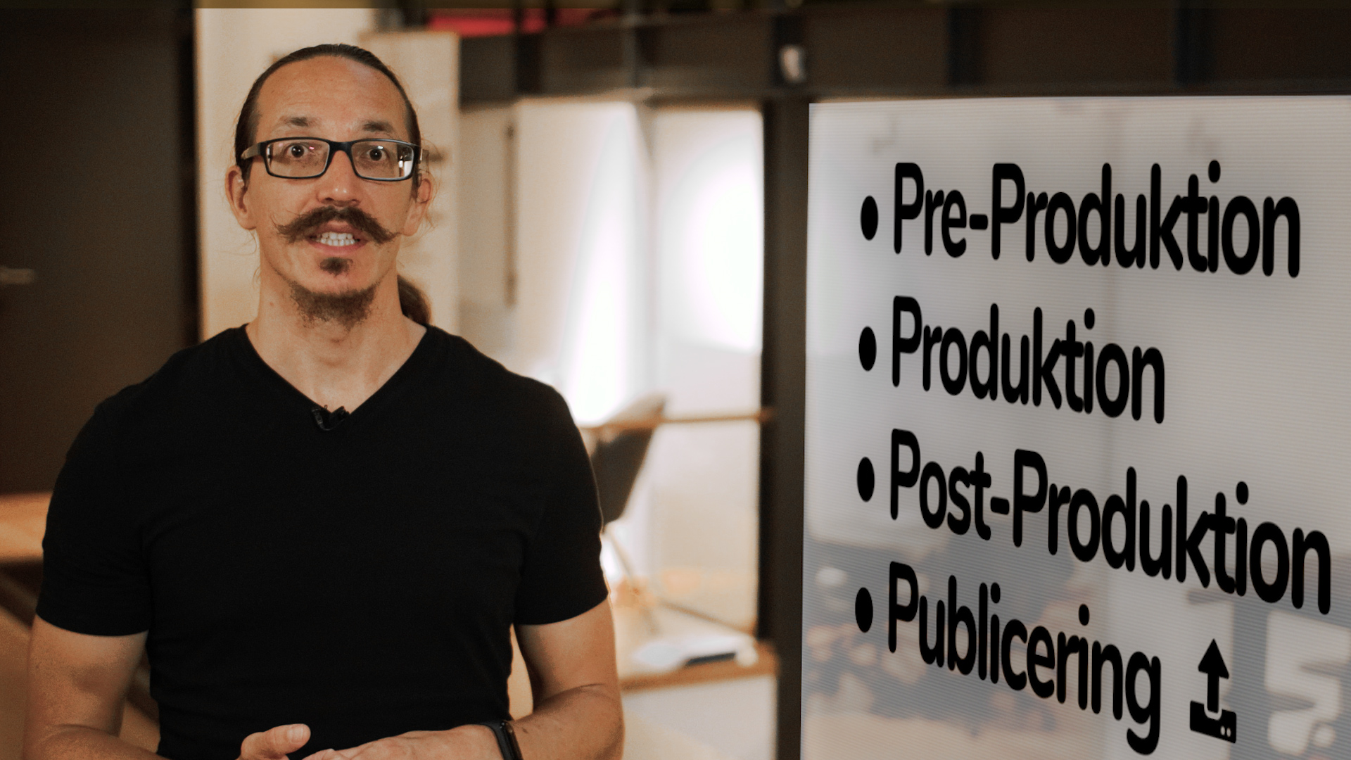 Hvad er en videoproduktion?