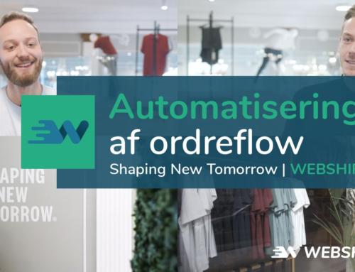 Webshipper – Shaping New Tomorrow