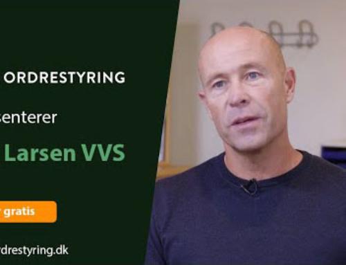 Ordrestyring – Kaj Larsen VVS