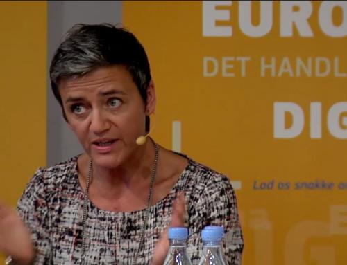 Livestream European Commission Roskilde
