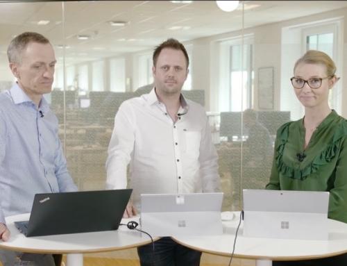 Projectum Webinar Boosting productivity through digitalization