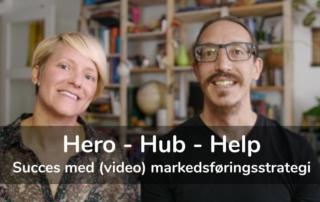 Augenblick Film: Hero Hub Help markedsføringsstrategi