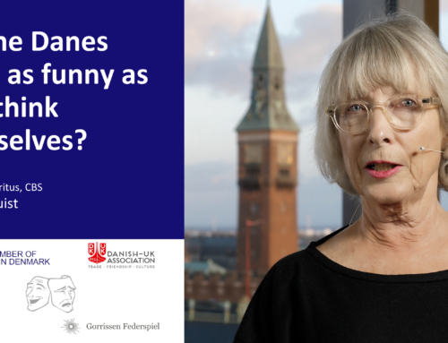 BCCD – Are the Danes really as funny as they think themselves – Webinar